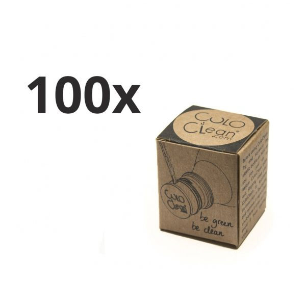 100 units CuloClean